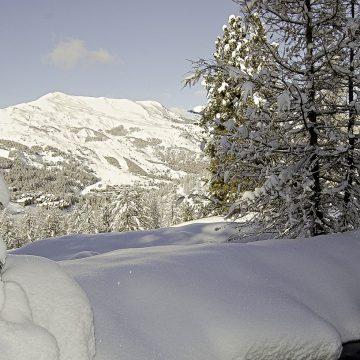 Alpy Nadmorskie zimą