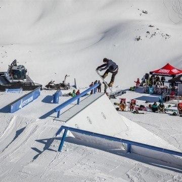 Miasteczko narciarskie