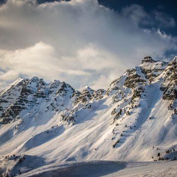 Zachmurzenie w górach