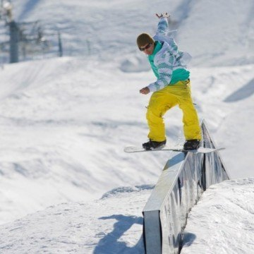 Snowpark w Isolla 2000