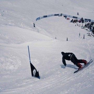 Stok snowboardowy