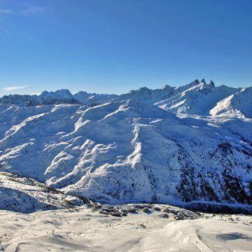 VALMEINIER - (SAVOIE - FRANCE) - Station de ski - Ski resort
