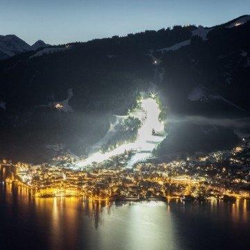 Góry nocą