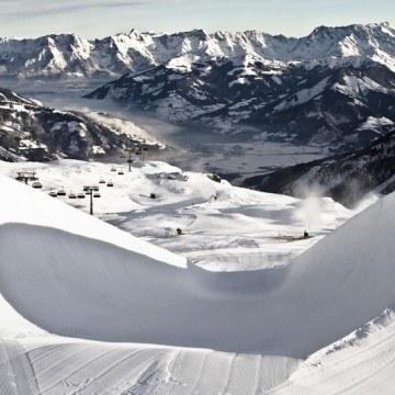 Górskie szlaki zimą