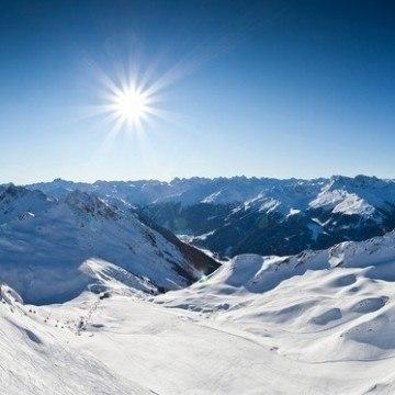 Montafon - panorama