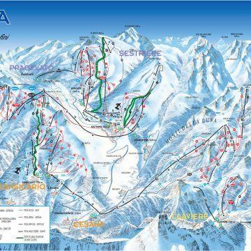 Montgenevre_Piste_Map